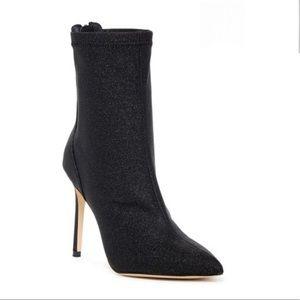 Jewel Badgley Mischka Angela PointedToe Ankle Boot